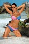 Kostium kąpielowy Marko Christina M-348 Blueberry-Hollywood-Zaffiro