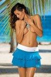 Spódniczka plażowa Marko Mila M-334 Holiday-Bianco