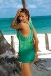 Sukienka plażowa Marko Ariel M-366 Natura