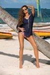 Tunika plażowa Marko Lily M-339 Cosmo
