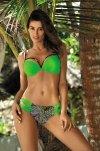 Marko Kostium kąpielowy Samantha M-407 Bright Green