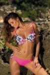 Kostium kąpielowy Marko Luciana M-369 Rosa Schocking