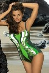 Kostium kąpielowy Marko Miriam Sherwood M-329 Zielony (165)