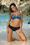 Kostium kąpielowy Marko Doris M-352 Blu Scuro-Baia