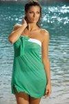 Tunika plażowa Marko Mia Zacinto M-241 Zielona (205)