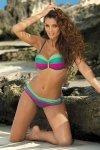 Kostium kąpielowy Marko Taylor M-350 Ardesia-Frezeze-Maldive Rosa Schocking