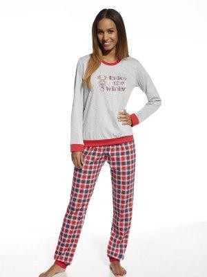 Cornette Winter 671/122 piżama damska