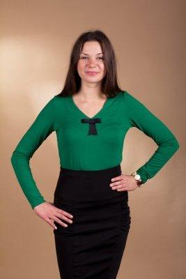 Lookat Isis 3037 zielona bluzka damska