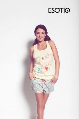 Esotiq Marisa 31231 -10X piżama damska