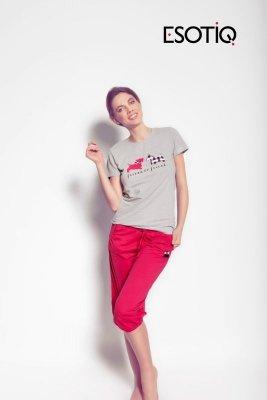 Esotiq Miro 31227-09X 31229 -43X piżama damska