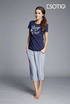 Esotiq Karla 33016 -59X 33019 -55X piżama damska