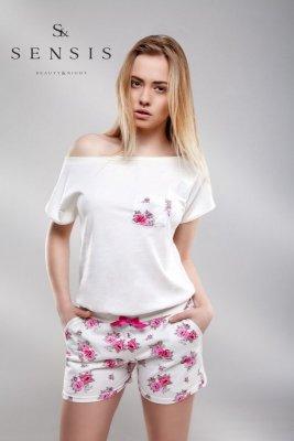 Sensis Rose piżama damska