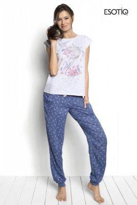 Esotiq Sky 34226-09X, 34229-55X piżama damska