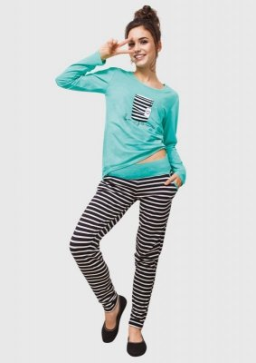 Key Bonjour LNS 602 B6 piżama damska