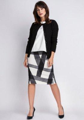 MKMSwetry Ariana SWE 008 czarny sweter