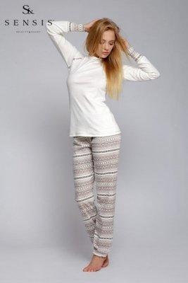 Sensis Norweg piżama damska