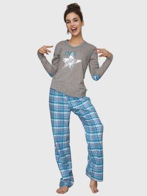 Key I'm a star LNS 081 B6 piżama damska