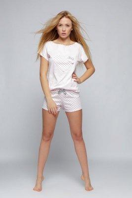 Sensis Groszki piżama damska