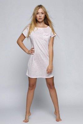 Sensis Karen różowa koszula nocna