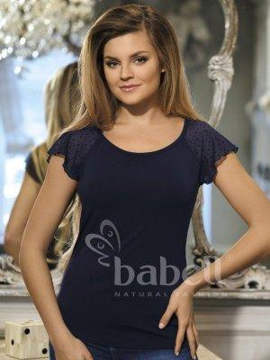 Babell Octavia Granatowa bluzka damska