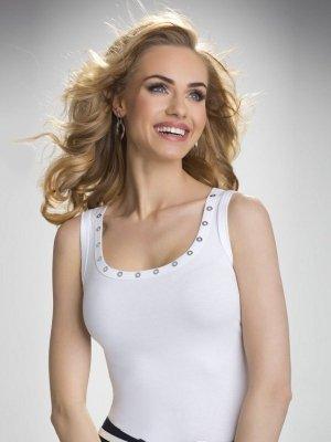 Eldar Kasandra Biała bluzka damska