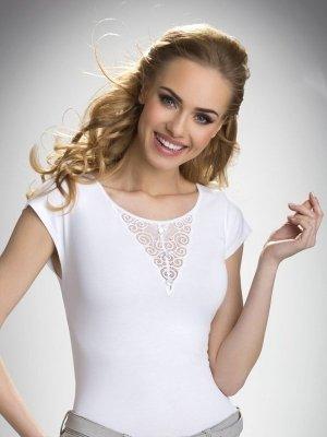Eldar Bela Biała bluzka damska