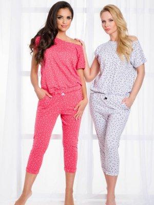 Taro Inka 2084 SS/17 K1 Różowa piżama damska