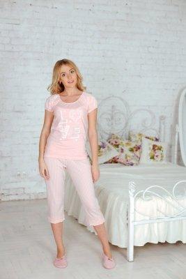 Roksana PasteLove 502 piżama damska