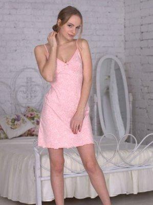 Roksana Pink Amore 498 koszula nocna