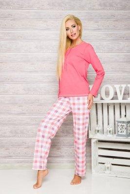 Taro Nati 2112 AW/17 K1 Różowa piżama damska