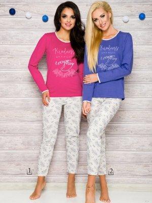 Taro Gabi 211 AW/17 K1 Różowa piżama damska