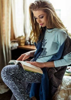 Key Taylor LNS 706 piżama damska