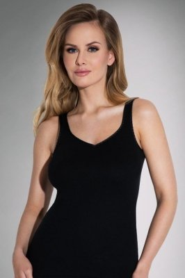 Eldar Tola Czarna koszulka damska