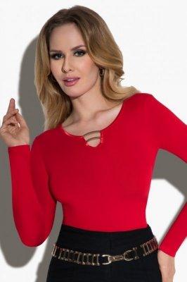 Eldar Marta Czerwona bluzka damska