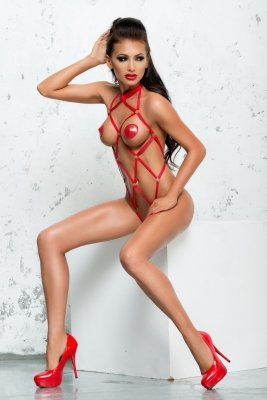 Me Seduce Anita Red Body