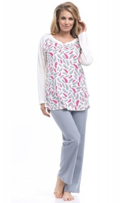 Dobranocka PB.8055 piżama damska