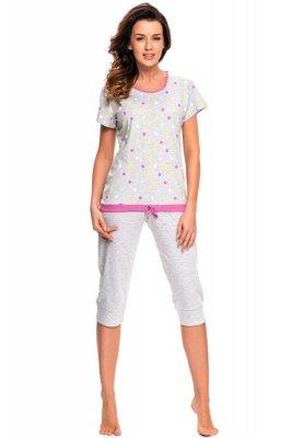 Dn-nightwear PM.7010 piżama damska