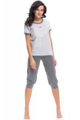 Dn-nightwear PM.9221 piżama damska
