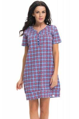 Dn-nightwear TM.9241 koszula nocna