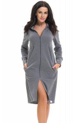 Dn-nightwear SCL.9270 szlafrok damski