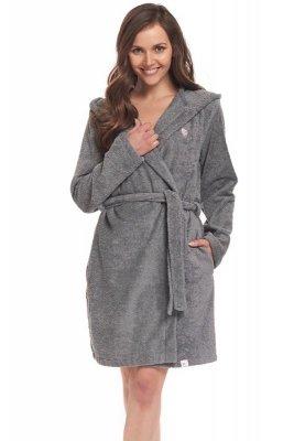 Dn-nightwear SDF.9303 szlafrok damski