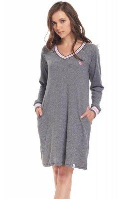 Dn-nightwear TM.9307 koszula nocna