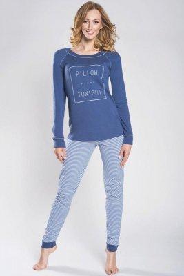 Italian Fashion Renoma dł.r. dł.sp. piżama damska