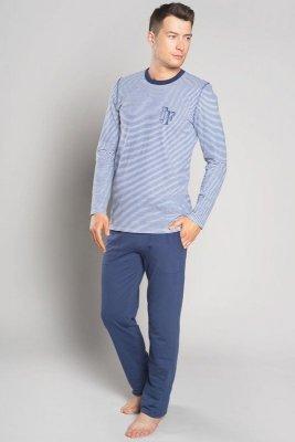 Italian Fashion Kristo dł.r. dł.sp. piżama męska