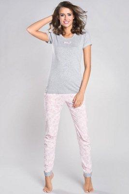Italian Fashion Milana kr.r. dł.sp. piżama damska