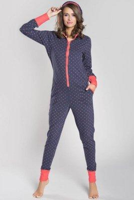 Italian Fashion Alezja dł.r. dł.sp. piżama damska