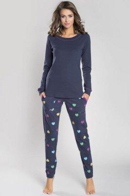 Italian Fashion Ami dł.r. dł.sp. piżama damska