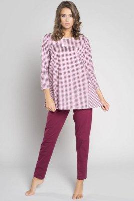 Italian Fashion Venta r.3/4 dł.sp. piżama damska