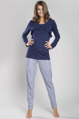 Italian Fashion Tessa dł.r. dł.sp. piżama damska