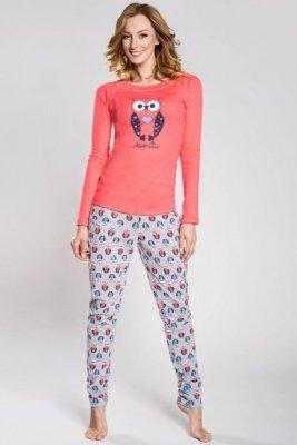 Italian Fashion Lezly dł.r. dł.sp. piżama damska